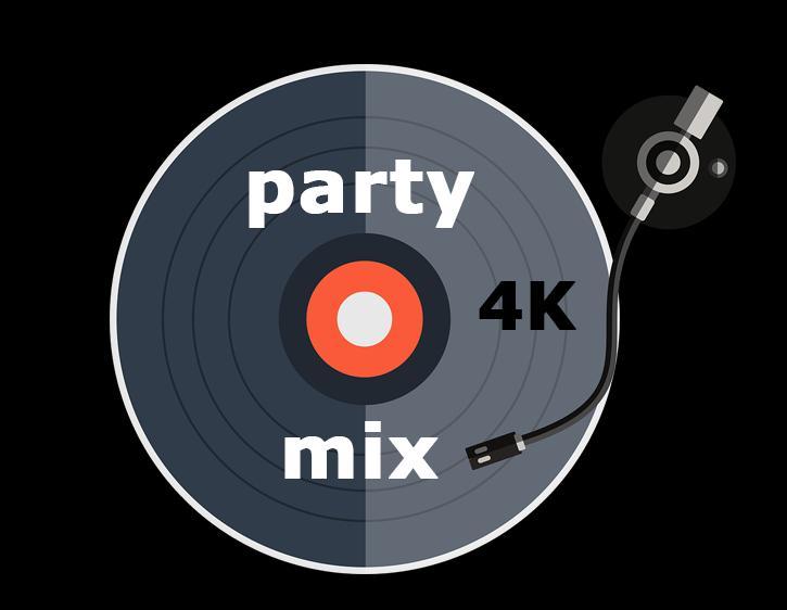 party mix 4k